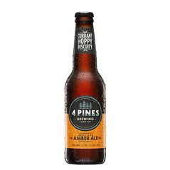 4 Pines American Amber Ale Bottle 330Ml - Pack Of 24