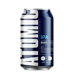 Atomic Beer Project IPA Cans 330ml - Pack of 24