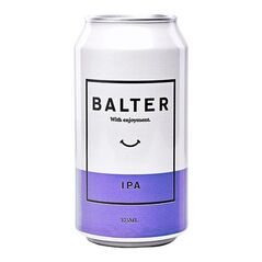 Balter IPA Cans 375ml - Pack Of 16