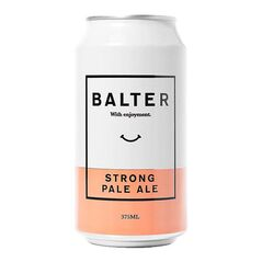 Balter Strong Pale Ale Beer Cans 375ml - Pack of 16