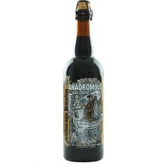 Anchorage Anadromous Sour/Wild ale Bottles 375ml - Pack Of 12
