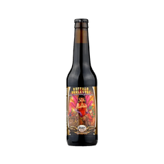 Amager Bryghus Buffalo Burlesque Imperial Stout Bottles 330ml - Pack Of 24