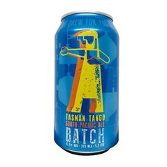 Batch Brewing Company Tasman Tango South Pacific Ale Cans 375ml - 16 CANS