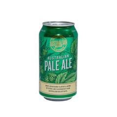 Australian Brewery Australian Pale Ale Cans 375ml - Pack of 24
