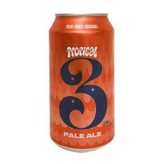 3 Ravens Tropical Pale Ale Cans 375ml - Pack of 24
