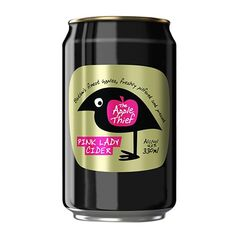 Apple Thief Pink Lady Cider Cans 330ml - Pack of 24