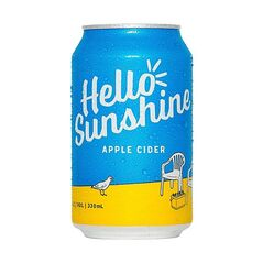Gage Roads Brewing Co Hello Sunshine Cider Cans 330ml - Pack of 24