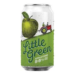 Little Green Apple Cider Cans 375ml - Pack of 24