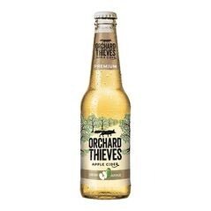 Orchard Thieves Apple Cider Bottles 330ml - Pack of 24