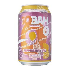 Sobah Beverages Pepperberry IPA Cans 330ml - Pack of 24